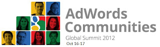 Adwords Communities Summit 2012