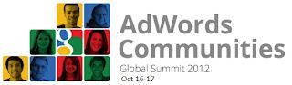 Adwords Communities Summit 2012