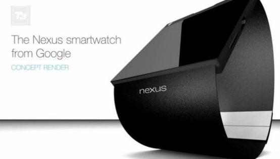 Nexus Google Smartwatch Teaser