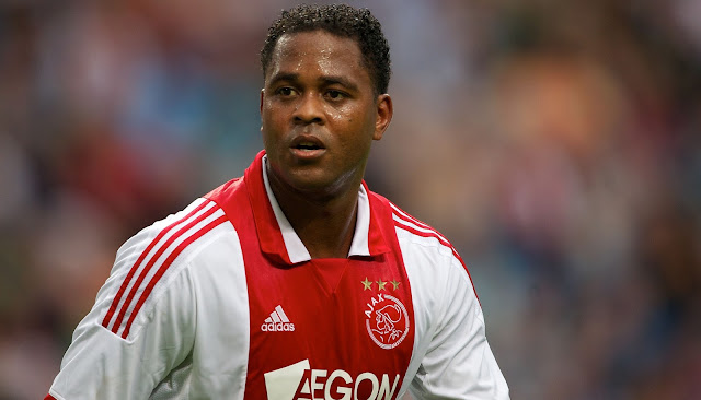 ... do Patrick Kluivert