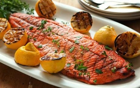 Salmon, health tips, healthy foods