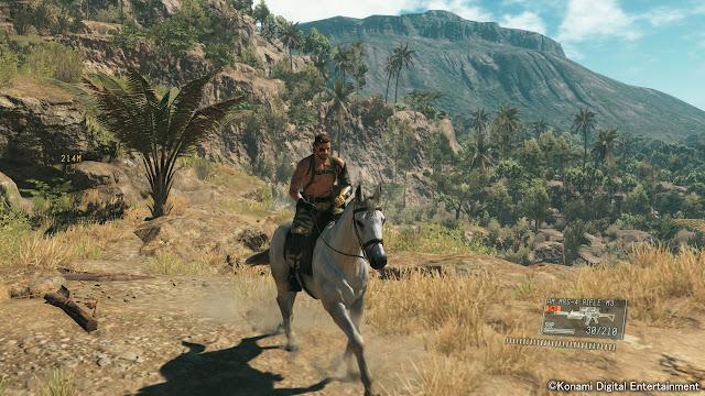 tải game hành động Metal Gear Solid V: The Phantom Pain
