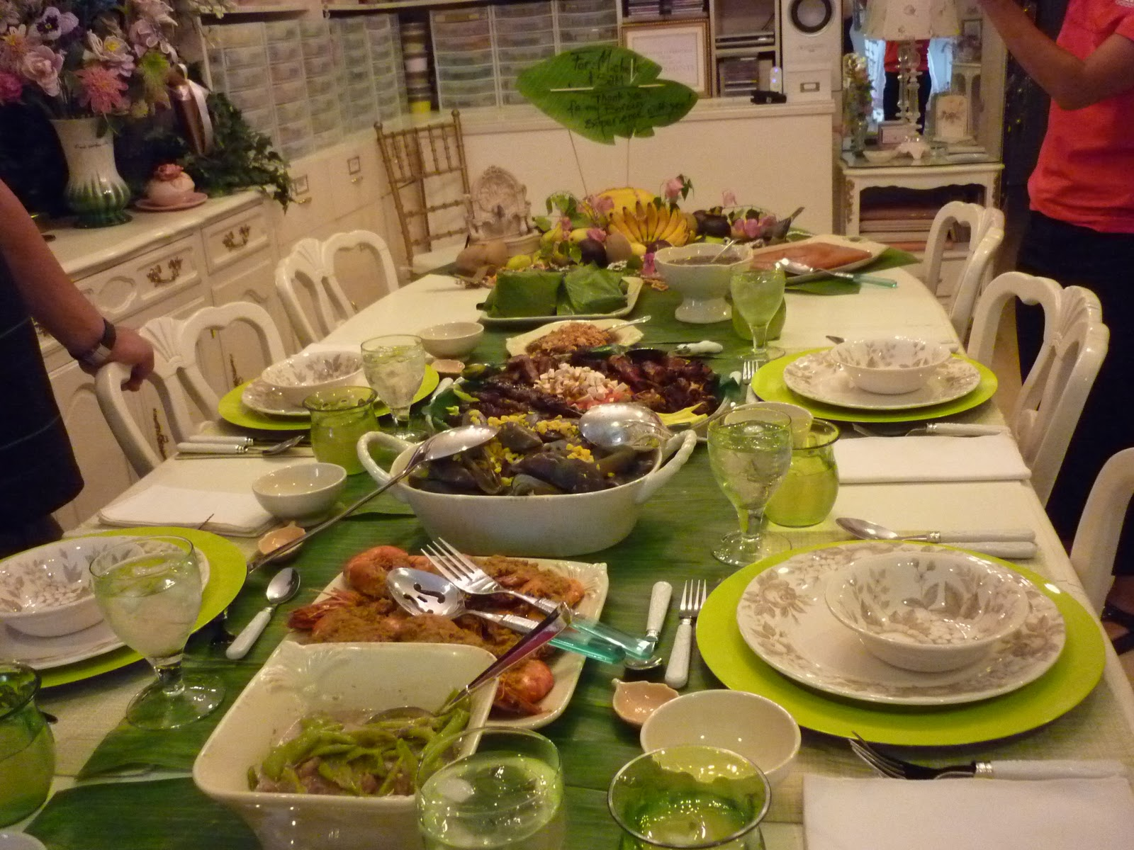 Amusing Buffet Service Table Setting Ideas - Best Image Engine ... Amusing Buffet Service Table Setting Ideas Best Image Engine & Awesome Table Setting Filipino Style Ideas - Best Image Engine ...