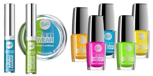 Zapowiedź: Bell Glam Wear Neon Colour