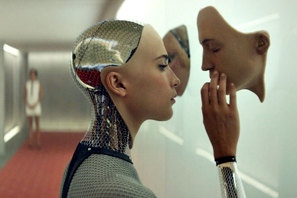Ex Machina, de Alex Garland