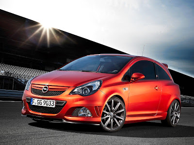 2011 Vauxhall Corsa VXR Nurburgring Edition Wallpaper