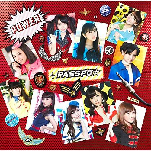 "[Album] PASSPO☆ – PASSPO☆ COMPLETE BEST ALBUM ""POWER -UNIVERSAL MUSIC YEARS-"" (2015.12.02/MP3/RAR)"