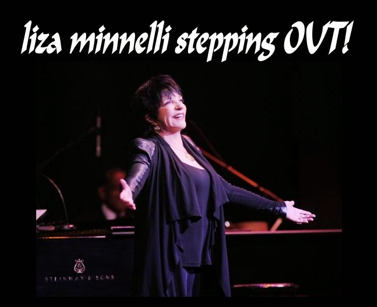 Liza Minnelli Stepping Out! 2015