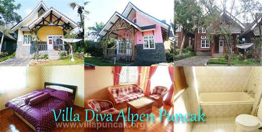 Villa Diva Alpen Puncak