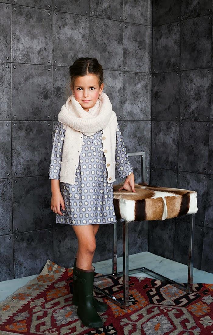 Moda Infantil: Coquelicot