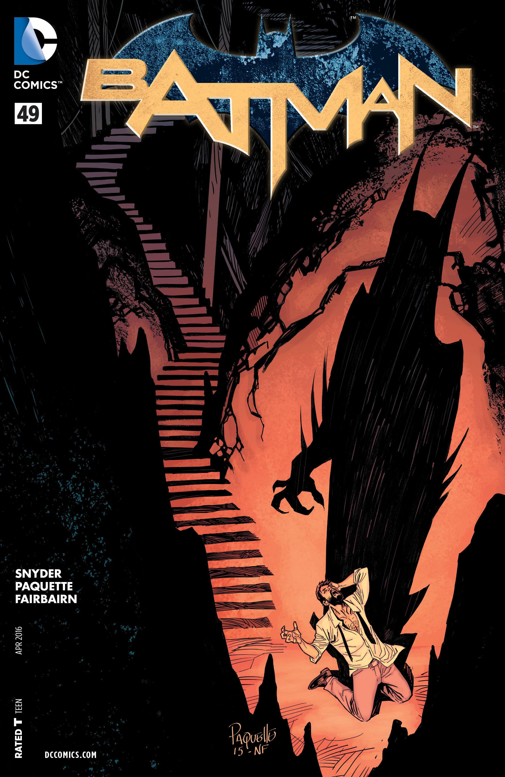Batman (2011) Issue #49 #68 - English 1