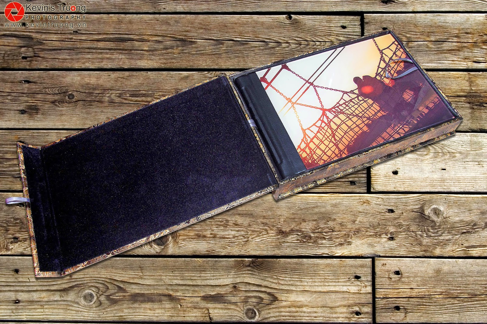 Gia Công-In Album Cát Kim Tuyến-Album 3D,Photobook,Ép gỗ các loại - 26
