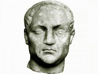 único emperador romano capturado