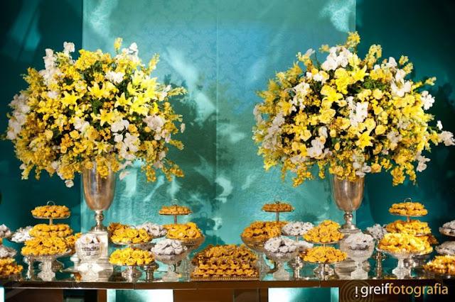 decoracao de festa azul marinho e amarelo:decorac%CC%A7a%CC%83o+casamento+azul+tif