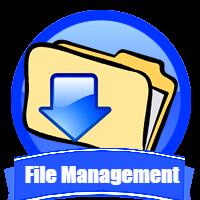 File Management Badge