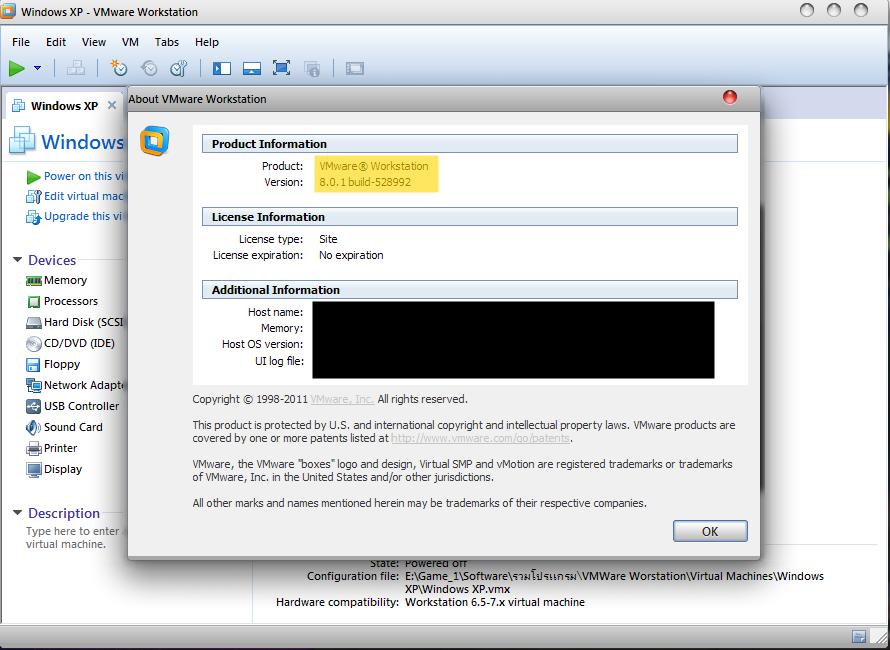 vmware workstation 11 license key crack