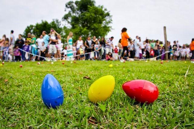 2ª Caça aos Ovos de Páscoa será realizada no próximo sábado (09), no Águas do Barão