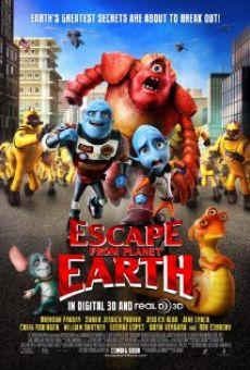 CUỘC ĐÀO THOÁT KHỎI TRÁI ĐẤT -  ESCAPE FROM PLANET EARTH 2013