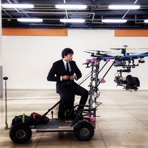 video unik direkam dengan drone 2