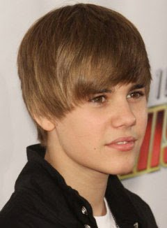 Justin Bieber Male Celebrity Hairstyles