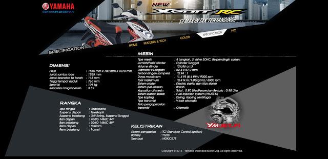 Modifikasi Mesin Yamaha Xeon Rc