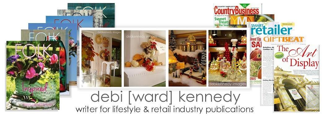 Debi [Ward] Kennedy