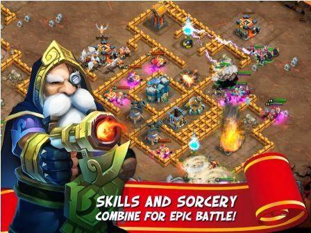 Castle Clash Terbaru