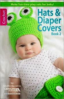 Hat & Diaper Cover Book 2