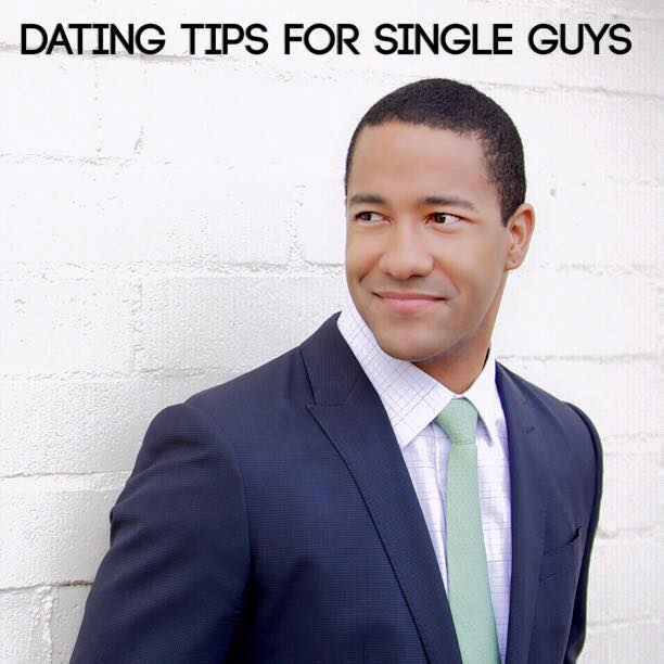 Dating tips for a single man