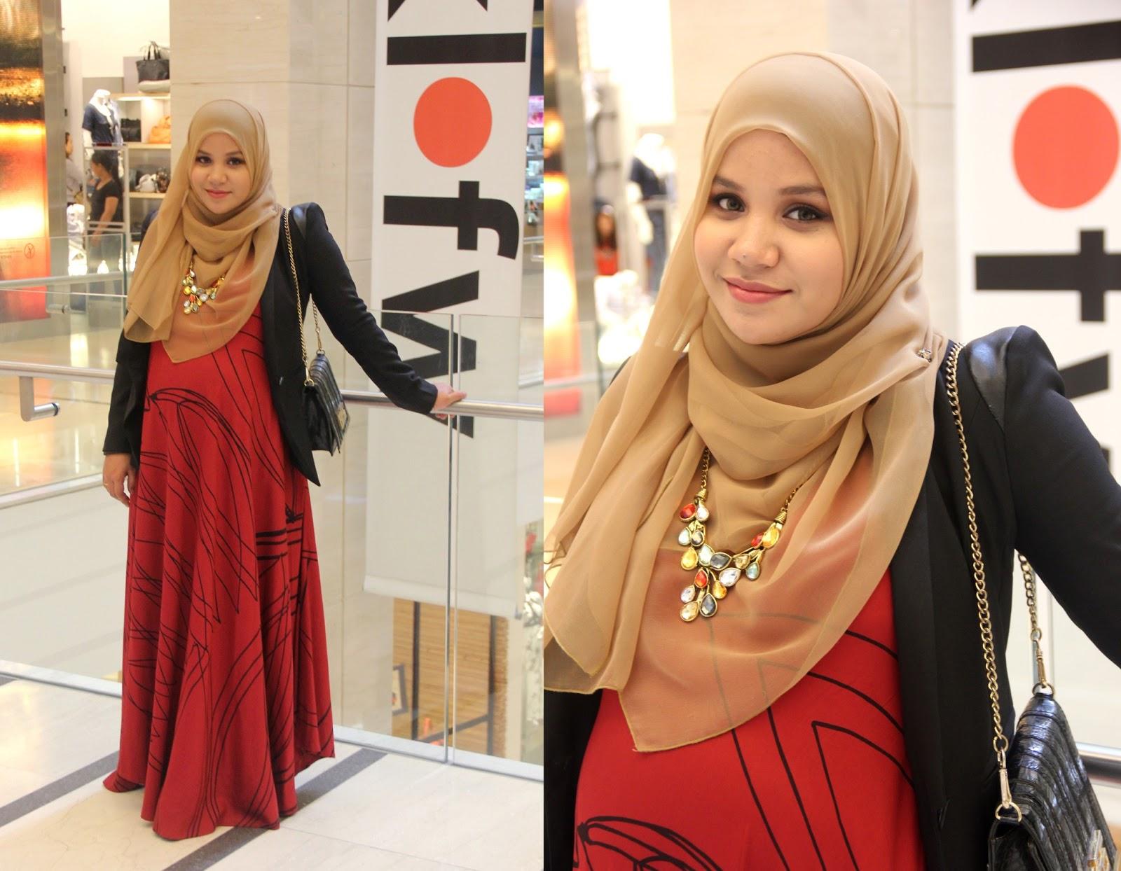 Aishah Amin The Hijab Diaries Kuala Lumpur Fashion Week