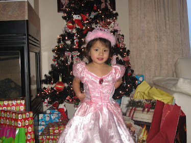 Noel 2010 Princess Noemi december 2010