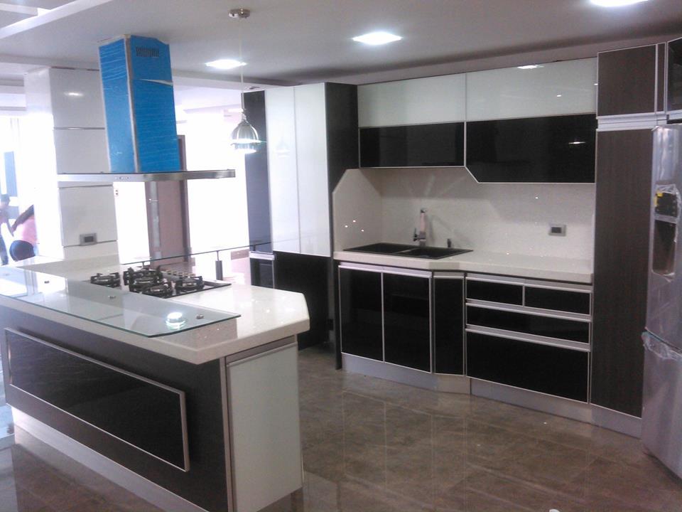 Muebles modulares p p especialistas en dise o y for Cocinas modernas valencia