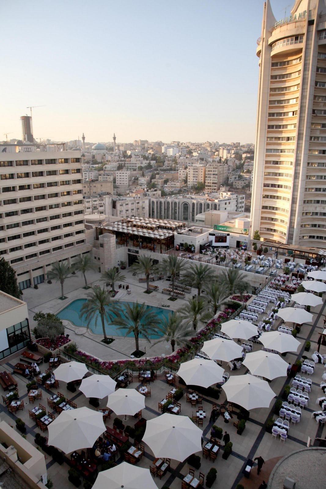 Review Intercontinental Amman London On The Inside