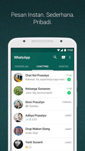 WhatsApp Messenger APK Terbaru Download