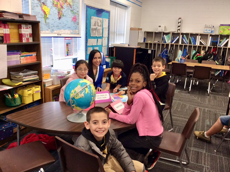 Maestra de Dual Language en Carolina del Norte