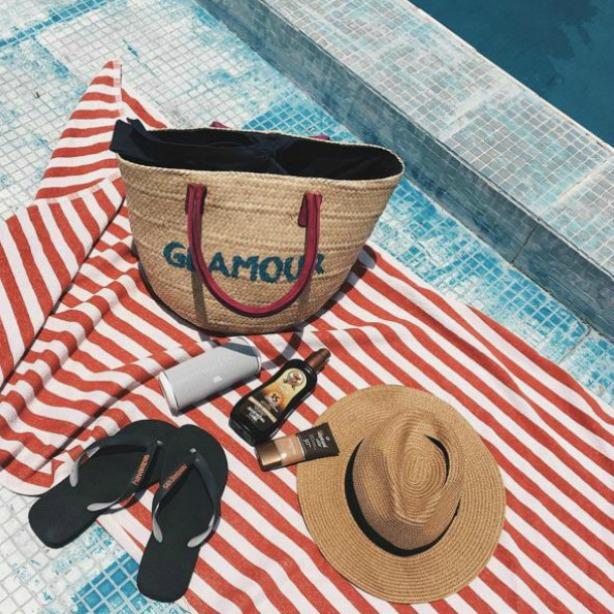 Bolsas de Praia - Moda verão 2016