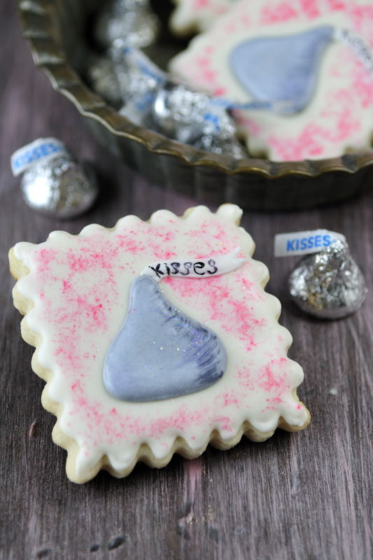 Haniela's: Cookies & Candy Project : Decorated Hershey ...
