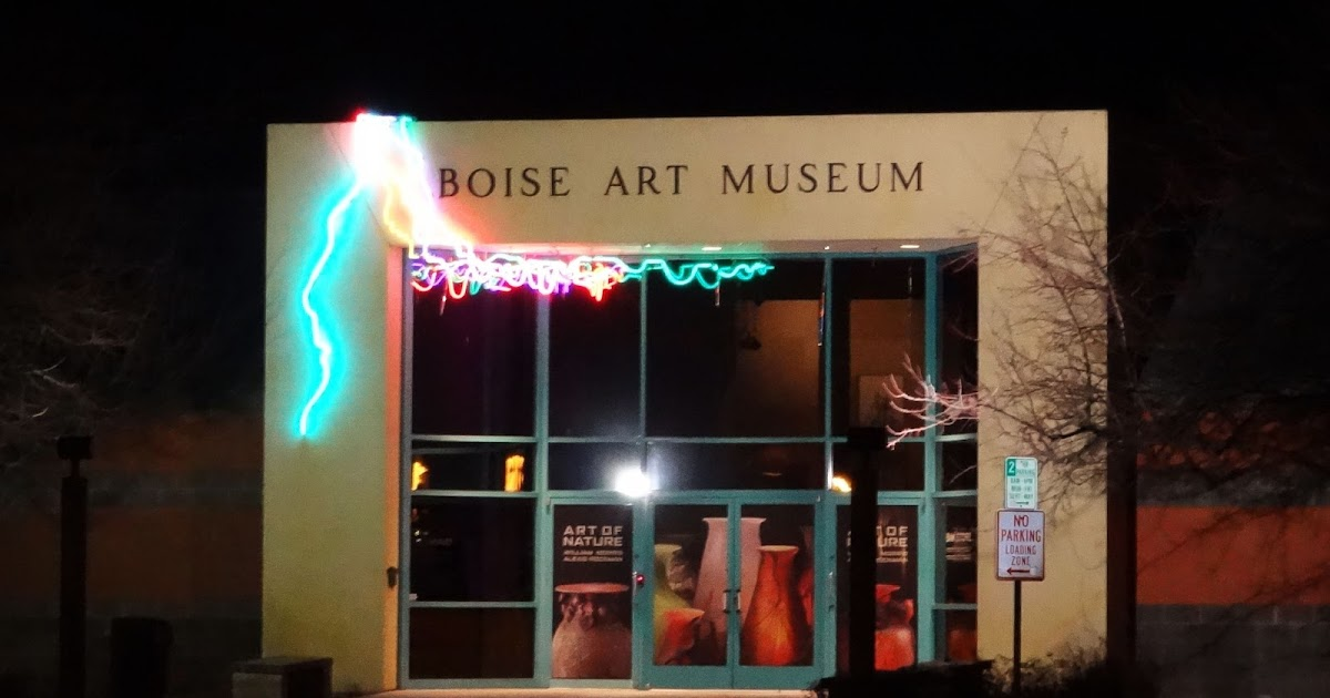 boise art museum essay Glass has been called a new state of matter because it does not fit squarely  within the definition of a liquid, solid, or gas its amorphous molecular structure.