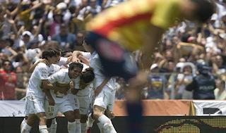 Pumas se coronó Campeón del Fútbol Mexicano 2011