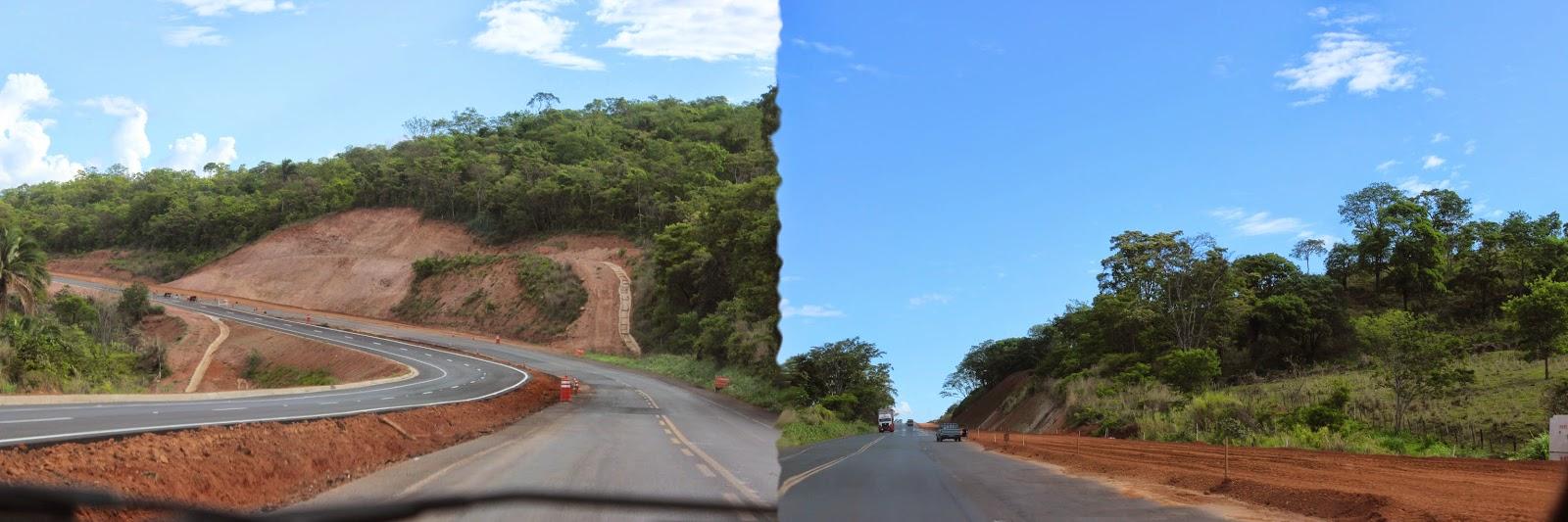 Viagem para Foz do Iguaçu: De carro cruzando o Brasil - BR 050 - MG