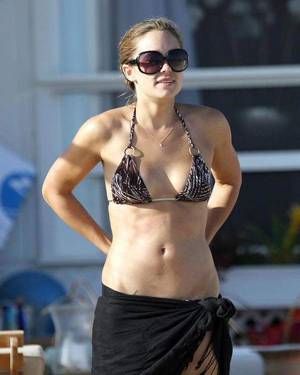 Wallpapers Collection: Top 50 Sexiest Celeb Bikini Bodies ... Jay Zimmerman