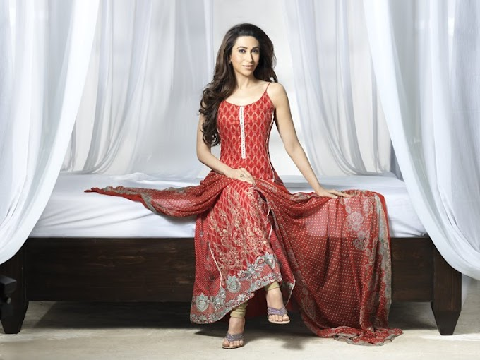 Designer Bride: Rouge by Faraz Manan with Karishma Kapoor