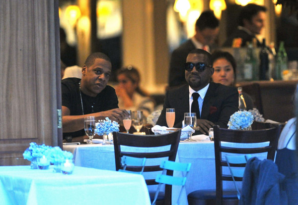 "Jay-Z And Kanye West Are Now Called ""The Throne"" + Concert Dates"