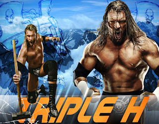 WWE  Triple H Wallpapers