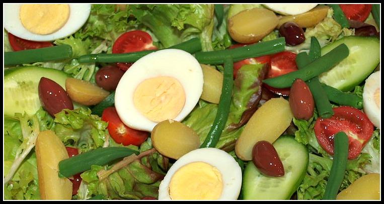 """Provencal"""" salad"""