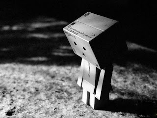 Danbo Wallpaper hd sad