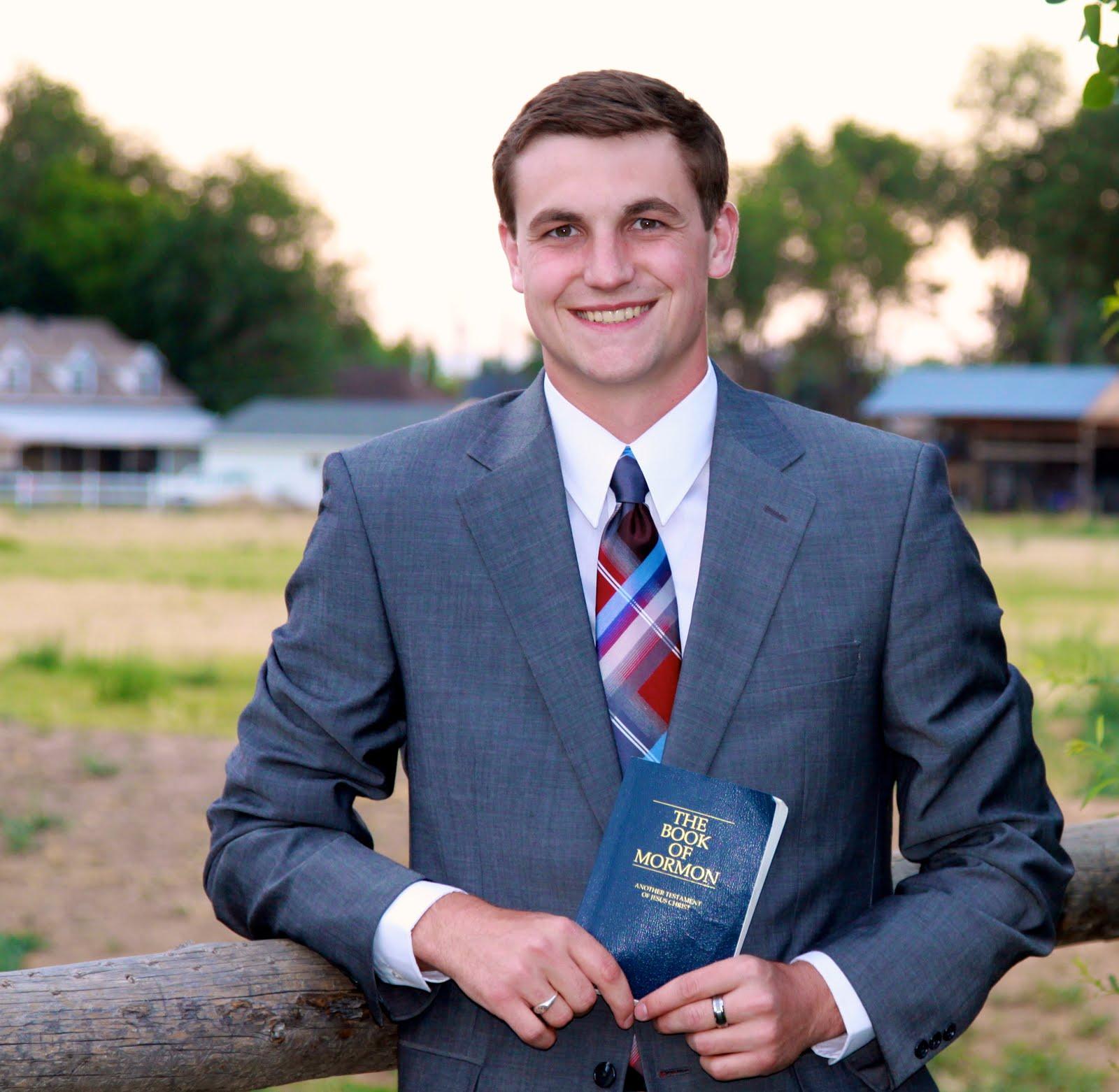 Elder Mitchel Murdock