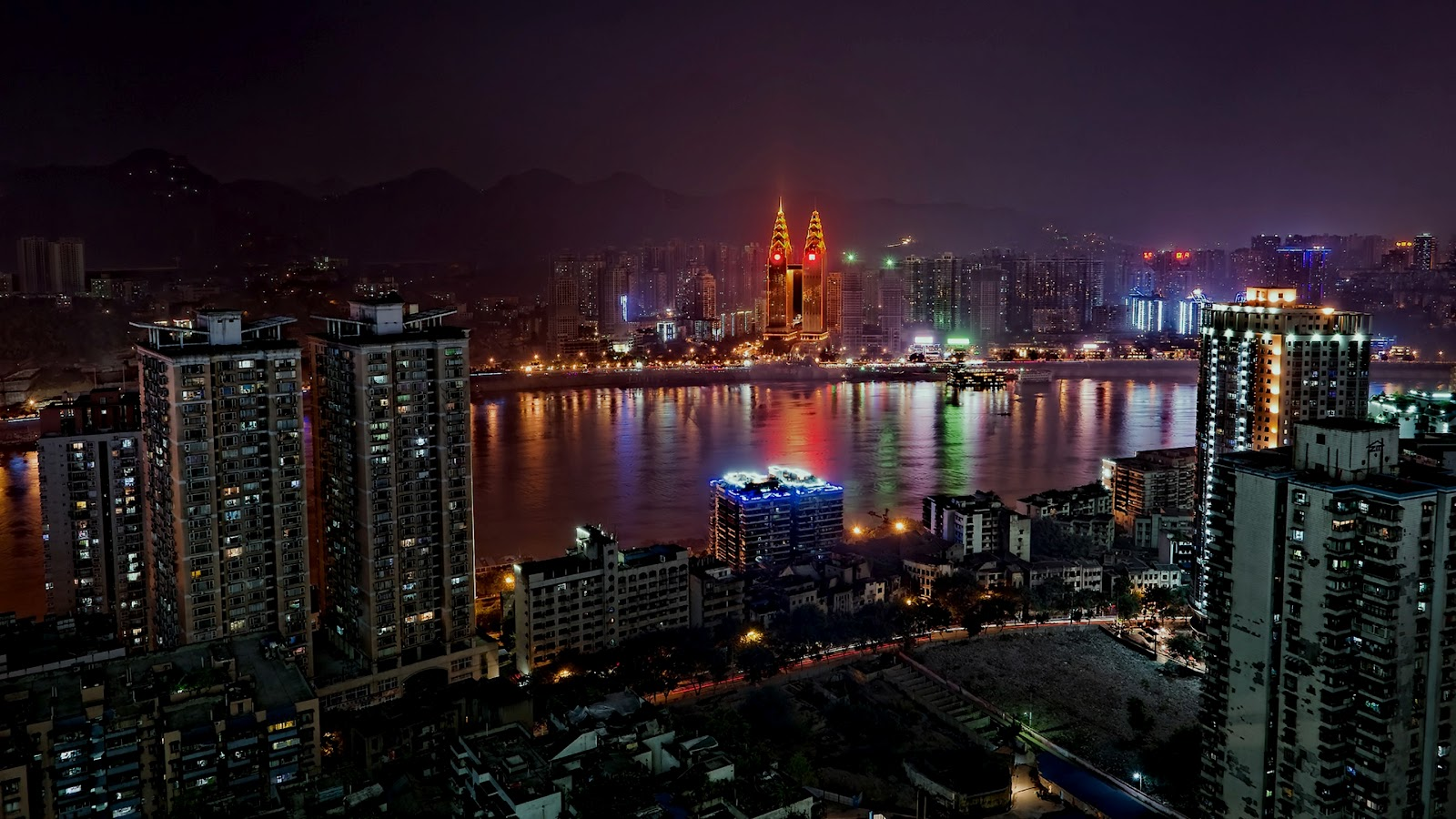 Chongqing China  city pictures gallery : ... Sìchuān , Chóngqìng is getting its moment in China 's spotlight