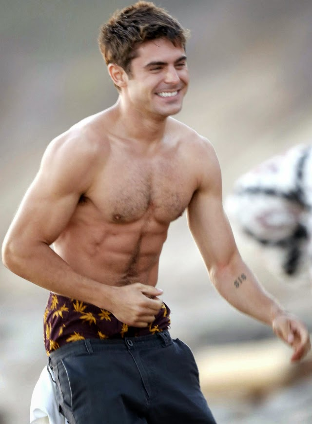 Zac Efron esta grabando nueva película We Are Your Friends