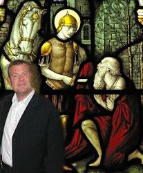 Père Martin McGuire : la voix du Hockey en Famille à la radio